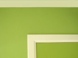 peinture : olivier lambert - peinture & décoration - Raccord Peinture Mur Plafond